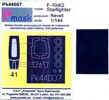 Model Maker 1/144 LOCKHEED F-104G STARFIGHTER Jet Fighter Paint Mask Set