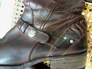 biker boots 42 in vendita | eBay