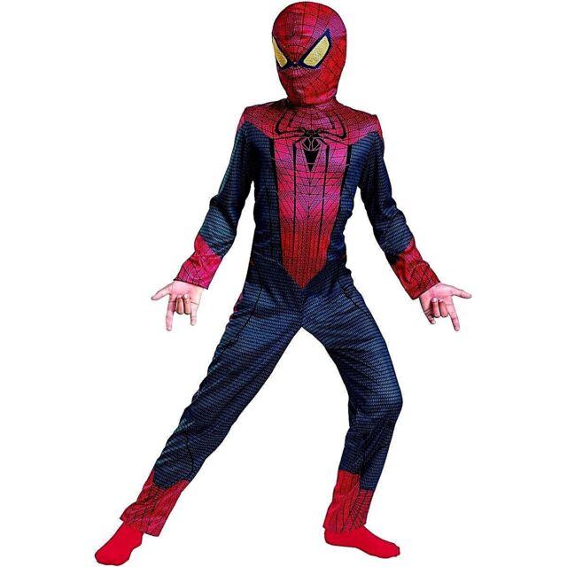 Black Spiderman Costume   eBay