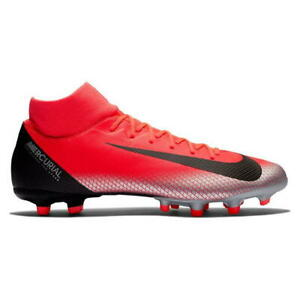 5bf8099f359 Nike Mercurial Superfly Academy CR7 DF Mens FG Football Boots UK 10 ...