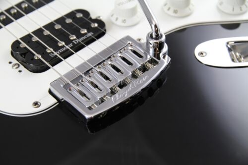 Floyd Rose Rail Tail Tremolo Kit Chrome for Strat Style guitars Wide RT100W