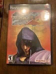 Tekken 4 Sony Playstation 2 2002 722674021296 Ebay