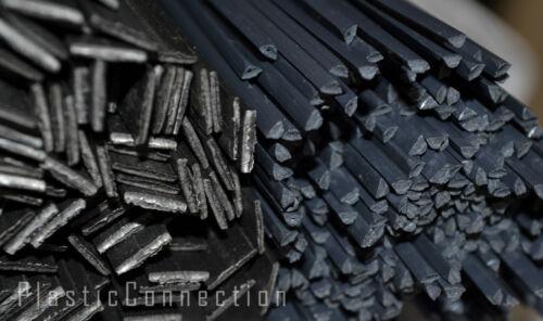 Pp + EPDM PLASTIQUE Baguettes de Soudage Kit,33 Pièces,Pare-Chocs Réparations