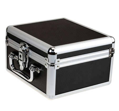 20-Bay 2.5-inch SSD//HDD Hard Drive Protective Storage Carrying Box Aluminum