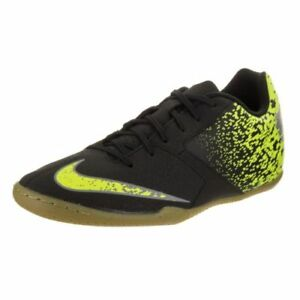 a2a3e2a6f Nike Men s 826485 007 Bombax IC Training Indoor Soccer Casual Shoe ...