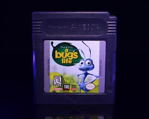 Bug-039-s-Life-Nintendo-Gameboy-Color-Game-Boy-GB-Game-AUTHENTIC-US-SELLER