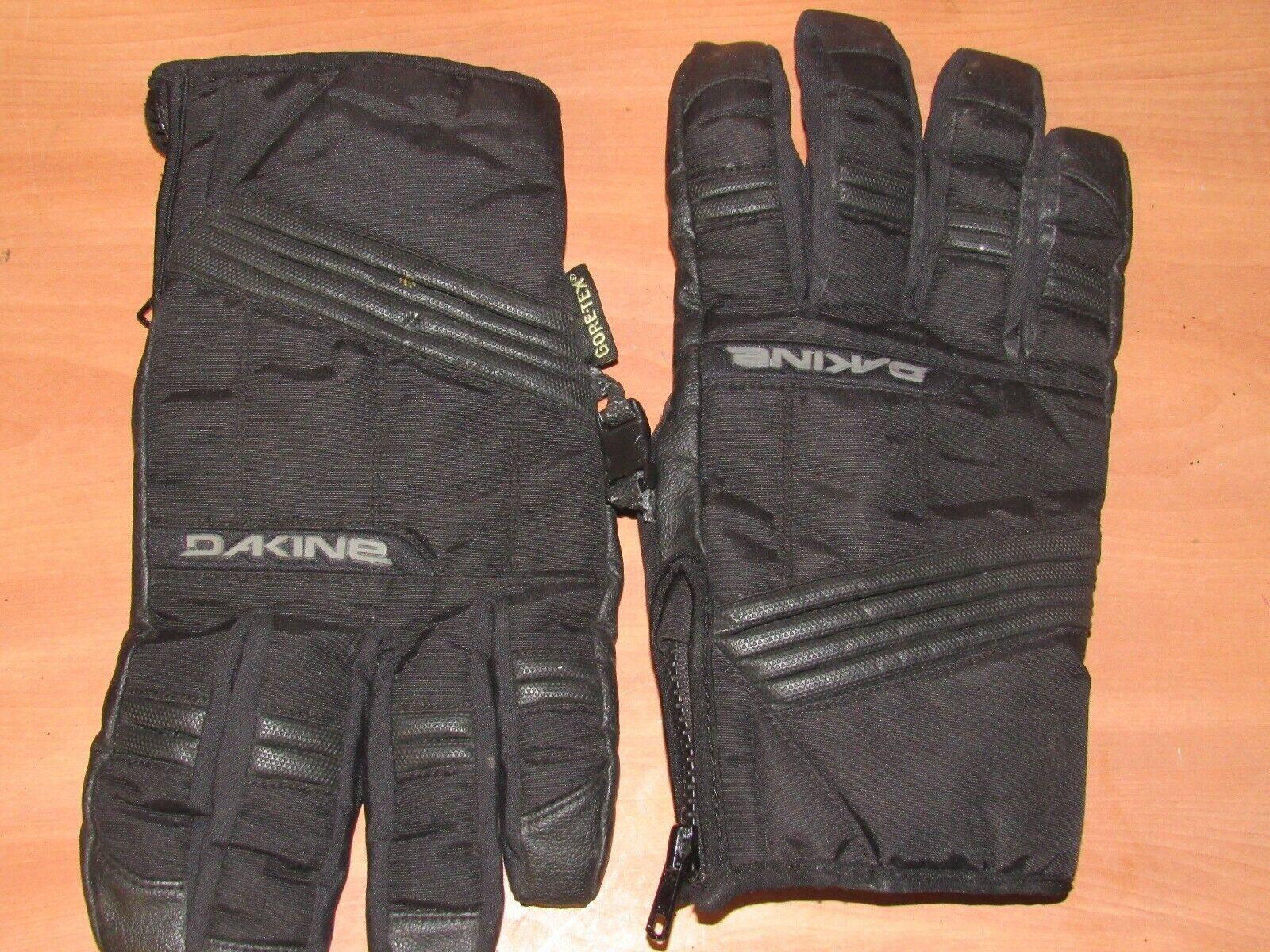 Dakine Bronco Gloves Black. Size Large. FAST FREE SHIPPING.
