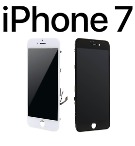 TOUCH-SCREEN-LCD-DISPLAY-RETINA-FRAME-PER-APPLE-IPHONE-7-VETRO-SCHERMO