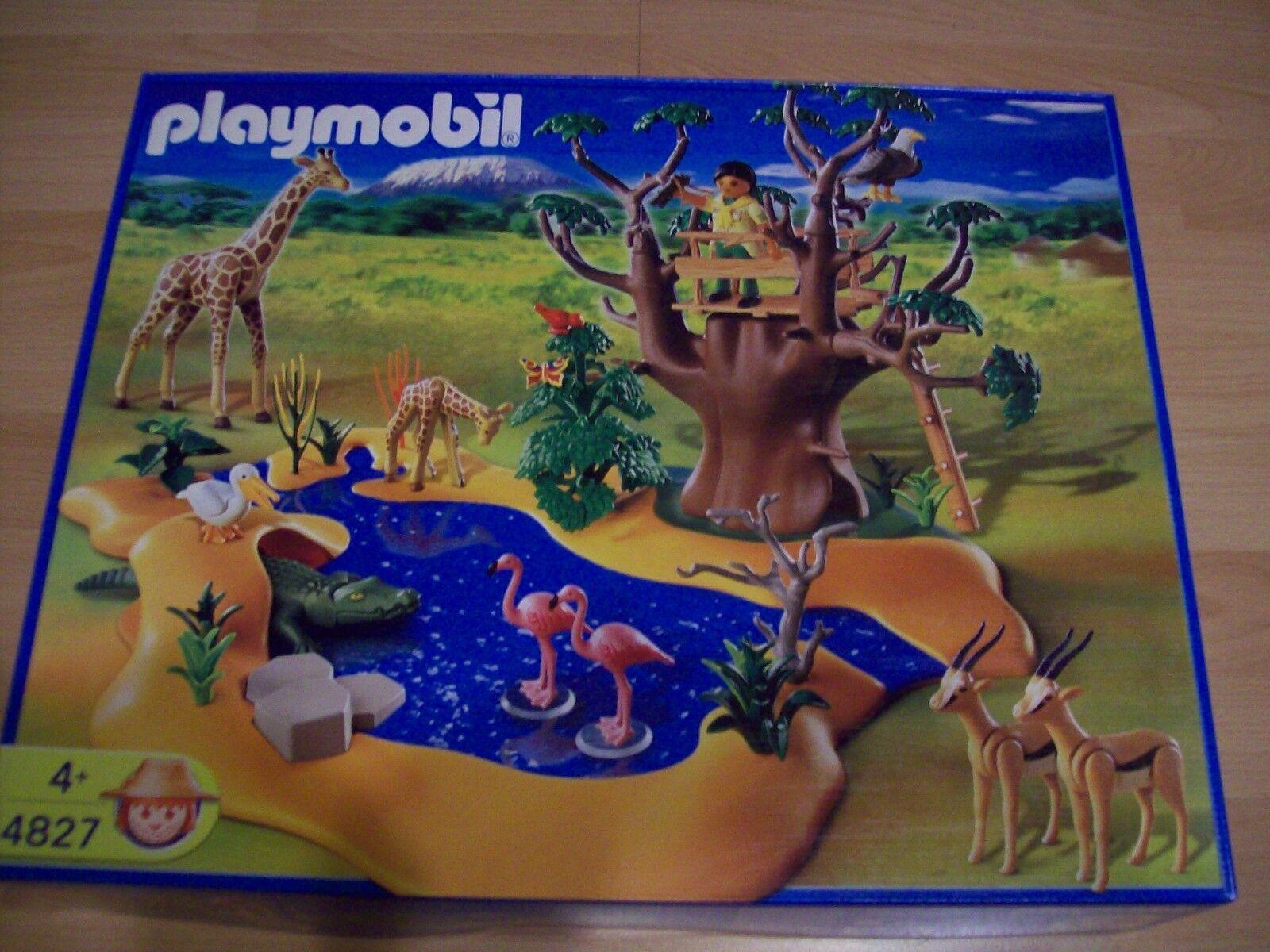 Playmobil 4827 - Große Wasserstelle - NEU + OVP