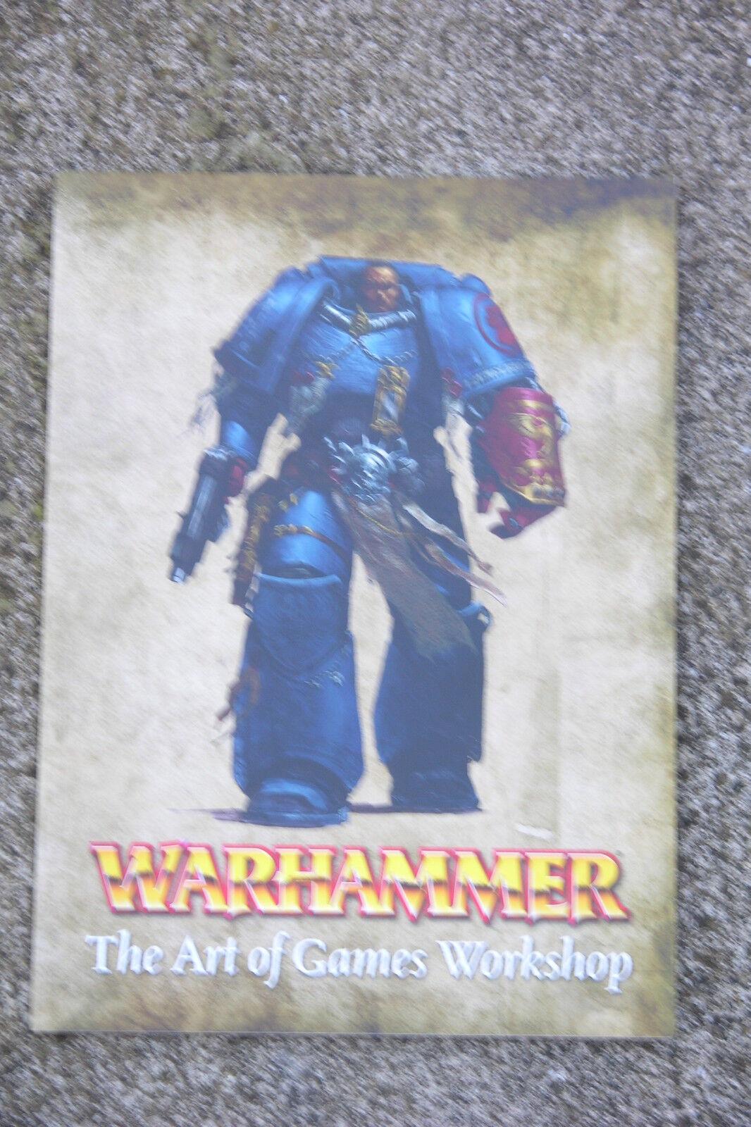 Warhammer El Arte De Juegos Workshop