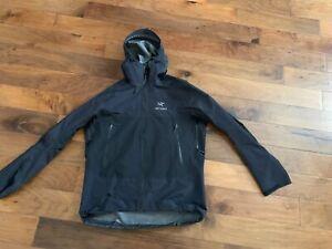 Arc-039-teryx-Men-039-s-Beta-SL-Hybrid-Jacket-Gore-Tex-Size-XLarge-Black-Retail-525