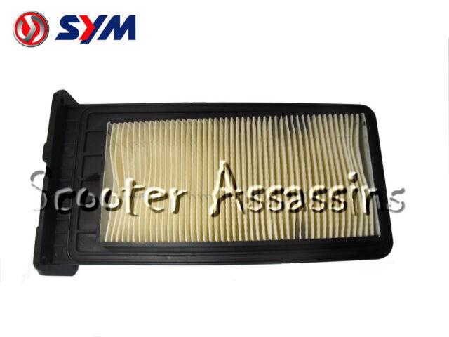 New SYM Maxsym 400//600 Air Filter OEM No. 17211-L4A-000