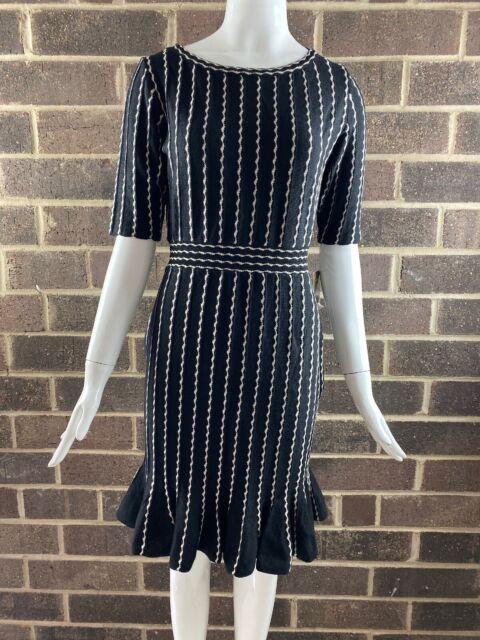 Taylor Dresses Womens Sweater Dress