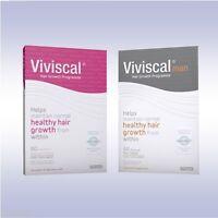 Viviscal Extra Strength Or Man (60 Tabs) Hair Loss Regrowth Formula Men Women