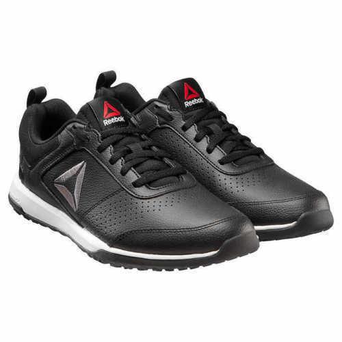Reebok in Tr Uomo pelle Athletic Cxt nera Scarpe Novità Sneakers Uxq566