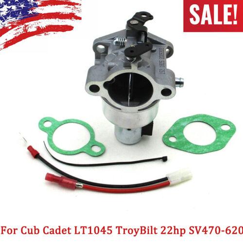 Carb Fit Kohler 2085333S Carburetor Cub Cadet LTX LT1045 TroyBilt 22hp SV470-620