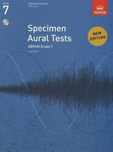 Specimen-Aural-Tests-from-2011-Grade-7-Sheet-Music-Book-with-2-CDs-ABRSM