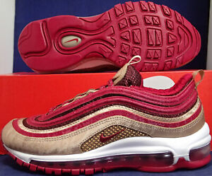 sports shoes 2f720 6beda Details about Nike Air Max 97 QS (GS) Noble Red Blur Youth SZ 5Y (  BQ4429-600 )
