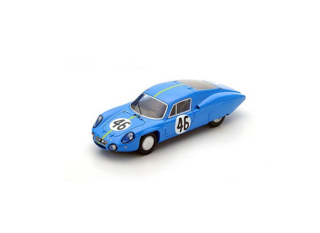 tienda de ventas outlet Alpine M64 (Le Mans 1964) coche modelo de resina resina resina S5680  marca famosa