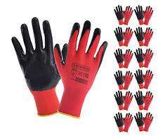 Nitril Handschuhe Chemie Schutz Gummihandschuhe Grün Schutzhandschuhe S 1 Paar
