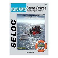 Service Manual, Volvo Penta Sterndrive 1992 - 2003 3606 on sale