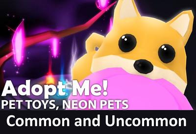 Adopt Me Pets Neon