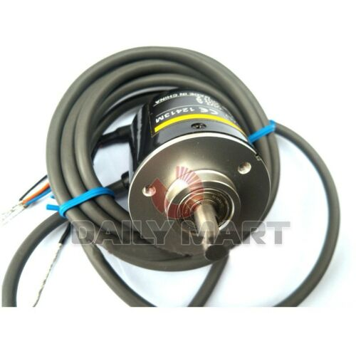 OMRON Rotary Encoder E6B2-CWZ6C E6B2CWZ6C 600P//R New in Box Free Ship