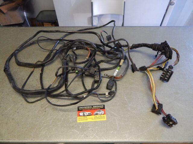 R129 500sl 300sl Headlight Wire Harness 1295402205