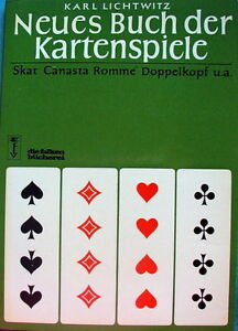 neuwertig Poker & klassische Kartensets Kartenspiele Rommé Canasta Bridge Skat u.a Spiele