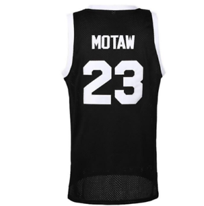 Motaw Tournament Shoot Out Basketball Jersey Above The Rim Costume Movie