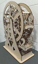 Y36 HUGE CUPCAKE FERRIS WHEEL MDF Gift Sweet Table Display Wedding Decoration