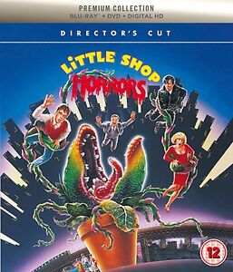 BLU-RAY-THE-LITTLE-SHOP-OF-HORRORS-PREMIUM-EXCLUSIVE-EDITION-NEW-SEALED-UK-STOCK