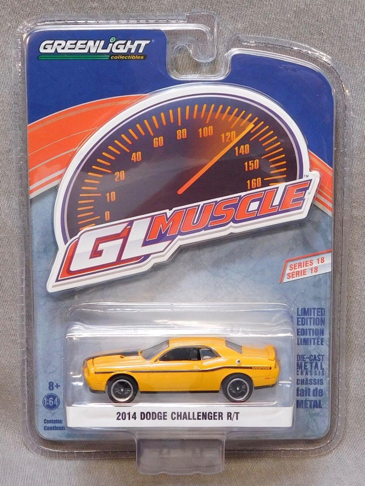 GREENLIGHT GL MUSCLE SERIES 18 SIX CARS 1:64 DIECAST CAR GREENLIGHT 13180