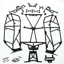 Team Losi Ten-SCBE Buggy 1/10: Complete Roll Cage Set w/ Hardware & Bumper