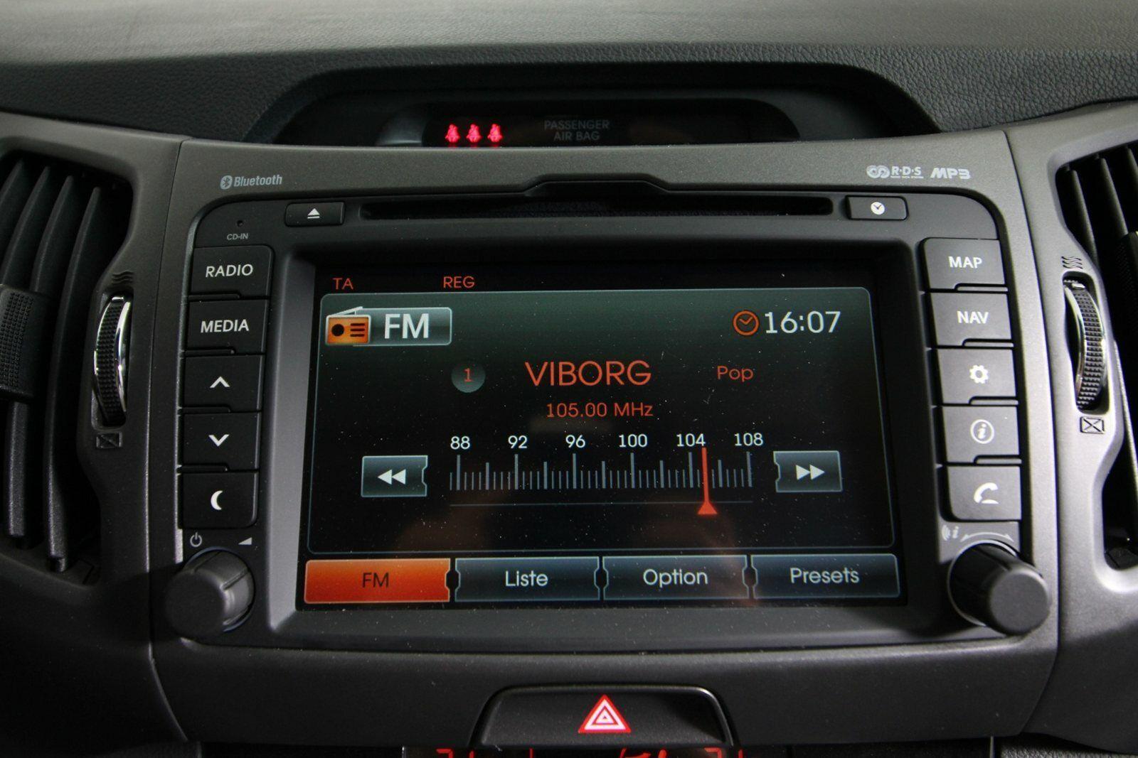 Kia Sportage CRDi 184 Premium