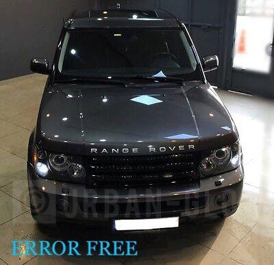Range Rover Sport Sans Erreur Canbus W5W T10 501 3 SMD LED Côté Ampoule