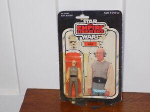 Star Wars Empire Strikes Back Lobot 1980 Kenner Sur Carte