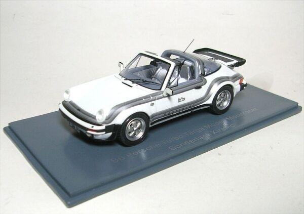 Porsche 911 Targa B&B Tuning Moonracer (blancoo   Plata ) 1982