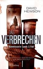 Hewson, David - Das Verbrechen: Kommissarin Lunds 2. Fall