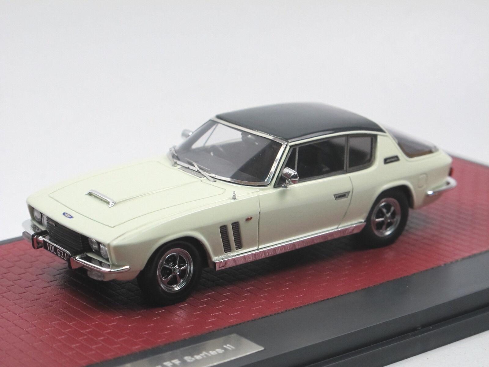 Matrix - modellen - 1970 jensen interceptor sii ff - grau   weiß - 1   43