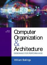Stallings, William Computer Organization and Architecture