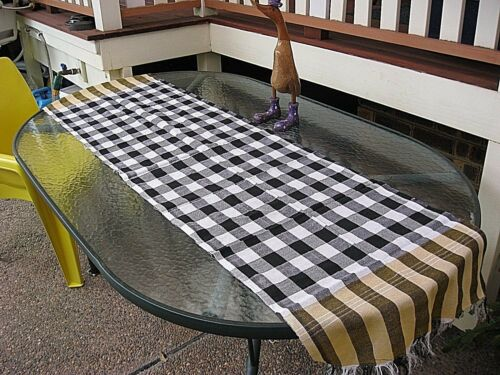 BINTANG TRADITION TABLE RUNNER HOME DECORE BEAUTIFUL BALI 1.8 MTR SINGLET.