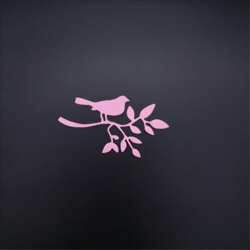 1pc árbol Ave Metal Corte muere Stencil Scrapbook álbum de papel gofrado craftfo
