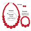 Charm-Fashion-Women-Jewelry-Pendant-Choker-Chunky-Statement-Chain-Bib-Necklace thumbnail 189