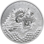 2018-Dragon-Luck-8-1-4OZ-Pure-Silver-Proof-Coin-Canada miniature 1
