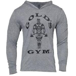 e7c18b1c8 Image is loading Golds-Gyms-Clothing-Mens-Sweatshirts-3D-Hoodies- Bodybuilding-