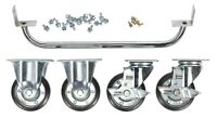 Sealey Industrial Handle & Wheel Kit For 565mm Cabinets Api565kit