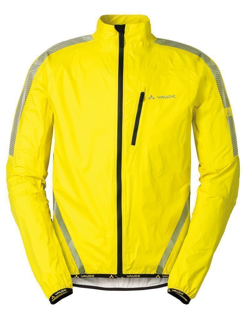 VAUDE Mens Luminum Performance Jacket canary Größe L Herren Jacke