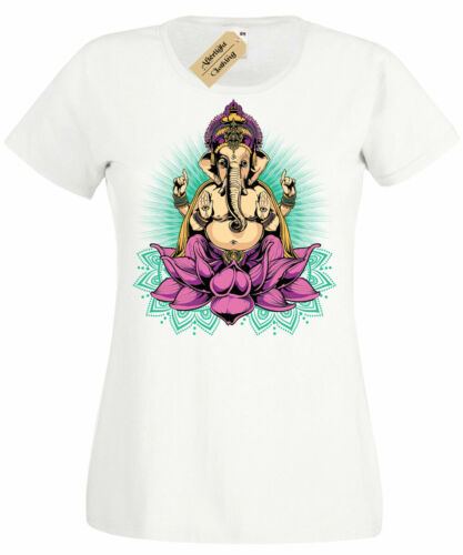 Indian goddess Womens T-Shirt Ladies top Hindu