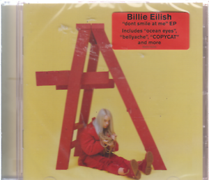 Billie-Eilish-CD-NEW-Don-039-t-Smile-At-Me-EP-Brand-New-IN-Stock-SHIPPING-NOW